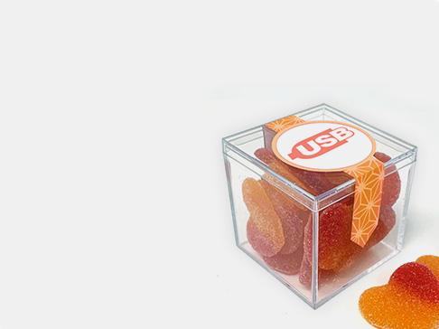 Flavorful Gummies
