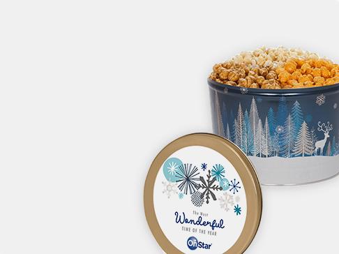 Popcorn & Pretzel Gifts Banner